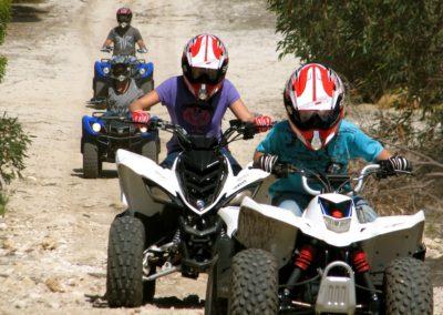 quads - kids